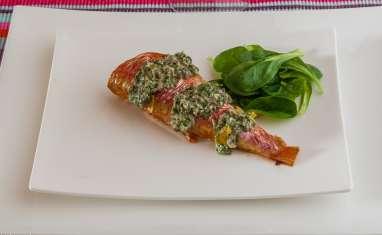 Rougets grillés à l'italienne