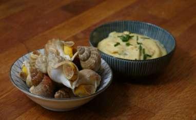 Bulots mayo, le grand classique