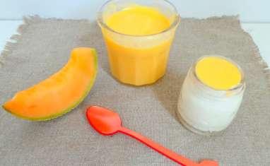 Melon curd