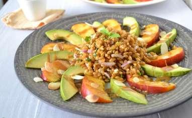 Petit mais costaud l 39 peautre en grain ou transform en - Cuisiner le petit epeautre ...