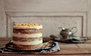 Layer Carotte Cake
