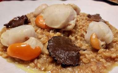 On vous prend pour des truffes avec ce risotto qui n'en est pas un