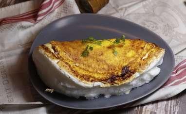 J'aurais bien fait une omelette au lard...