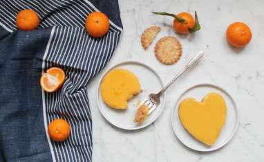 Tartelettes faciles à la mandarine pour la Saint-Valentin