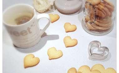 Sablés bretons au beurre salé