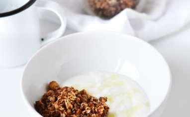 Granola aux graines de chia