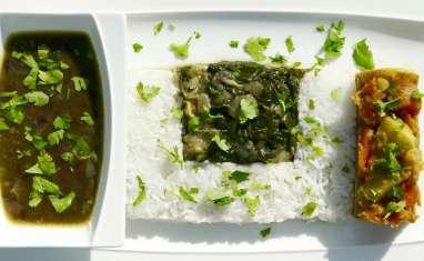 Dal Bhat népalais, l'Himalaya dans votre assiette !