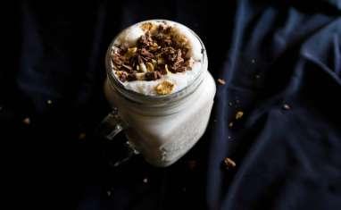 Milkshake au carambar