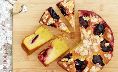 Gâteau aux prunes altesse double