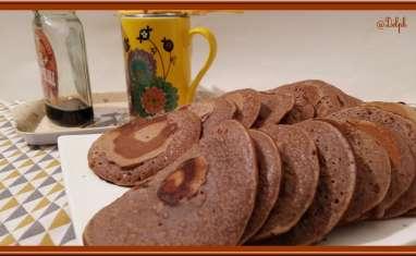 Pancakes à la farine de Châtaigne