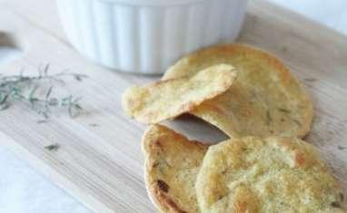 Chips lentilles et quinoa