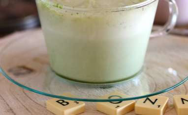 Latte Matcha