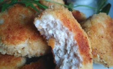 Nuggets de poulet maison
