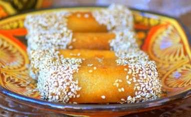 Un délicieux festival de douceurs orientales