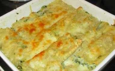 Cannelloni maison au brocciu