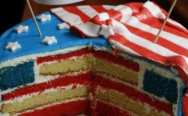 American's cake