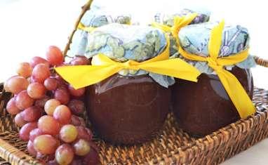 Confiture de raisin