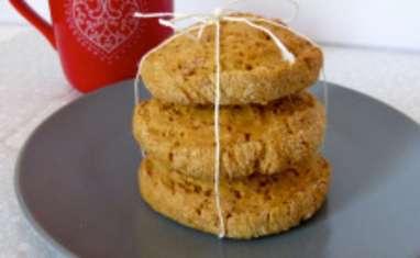 Biscuits végétaliens à la noix de coco