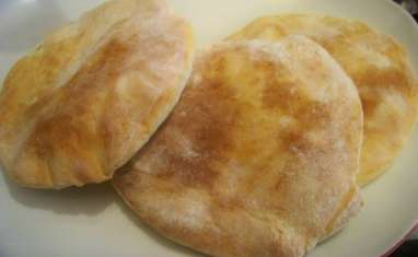Naans natures ou au fromage