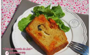 Cake aux accents du Sud
