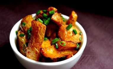 Pommes de terre sautées au Tamarin