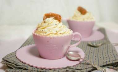 Cupcakes caramel au beurre salé