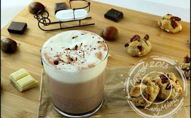 Chocolat viennois à la châtaigne