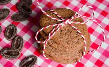 Cookies au chocolat et au bacon