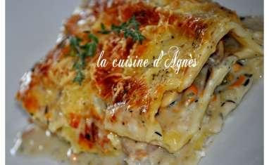 lasagnes océanes