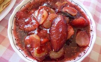 Compotée mi-figue, mi-raisin … mi-prune