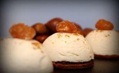 Cheesecake à la crème de marron