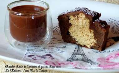Chocolat chaud de Conticini