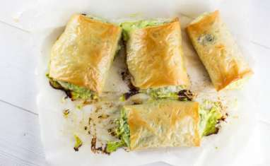 L'authentique Spanakopita