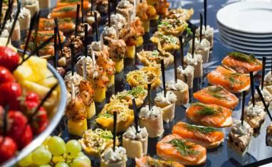 Recettes pour des buffets festifs pour les r veillons no l nouvel an - Idee buffet jour de l an ...