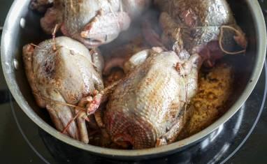 Proportions et grammages des volailles et gibiers
