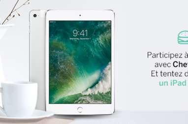 Jeu-concours avec LeMonde.fr : un iPad Mini 4 à gagner !