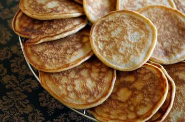 Des pancakes pour le Shrove Tuesday