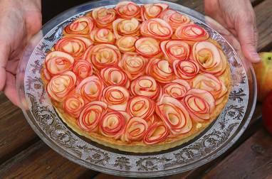 Le pêché du mercredi : la tarte aux pommes !