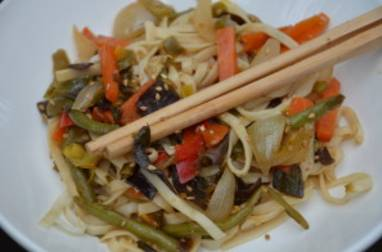 Un wok et que ça saute !