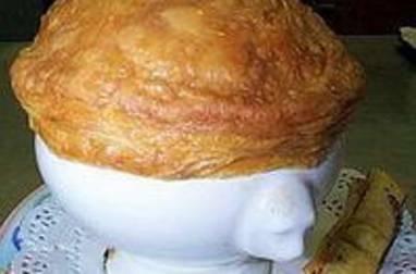 Soupe aux truffes