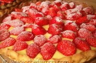 Crème tutti frutti