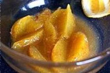 Tailler un citron en suprêmes et en dés