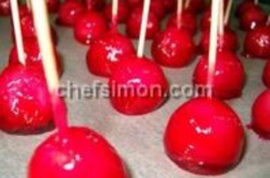 Petites pommes d'amour