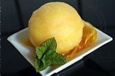 Sorbet pamplemousse orange