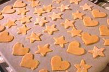 Petits biscuits de Noël