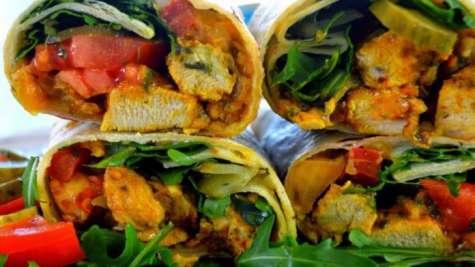 Recette de Shawarma Poulet-Pita-Kebab - Tastygourmandise