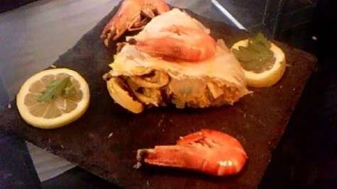 Recette de pastilla aux fruits de mer