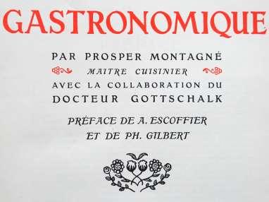 Prosper Montagné