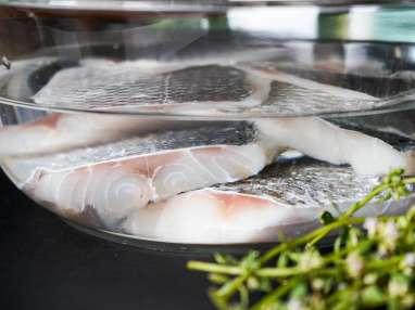 Techniques appliquées à la préparation des poissons