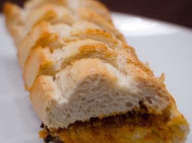 Baguettes farcies jolies jolies